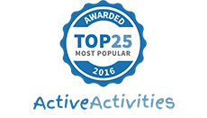 Active Activities Top 25