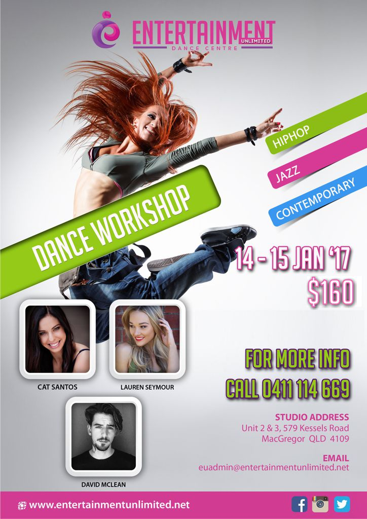 EU Dance Workshop 2017