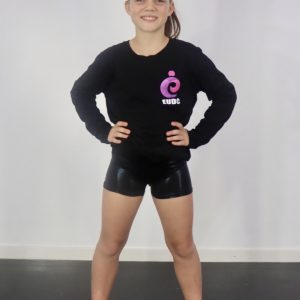 EUDC Youth Performance Team Long Sleeve Shirt